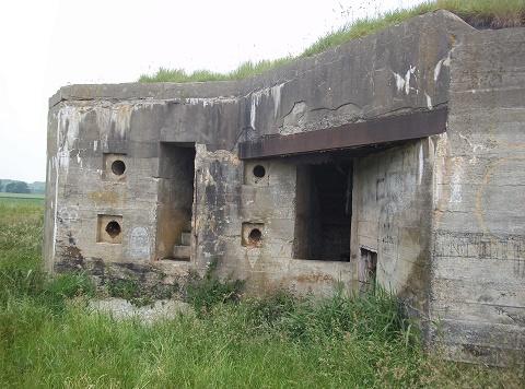 bunkerpad vlissingen 630