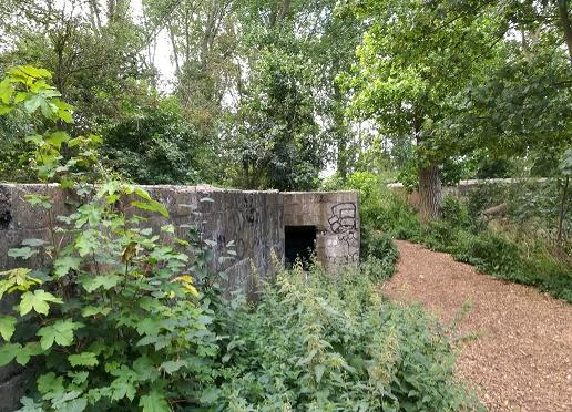 bunkers West-Souburg Vlissingen