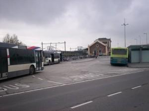 busstation Middelburg