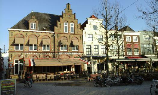 Cafe Restaurant Het Postkantoor in Goes Zeeland