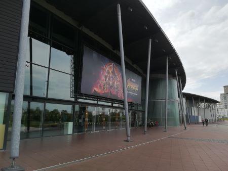 bioscoop Cinecity Vlissingen met XXL zaal