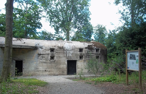 communicatiebunker park toornvliedt middelburg