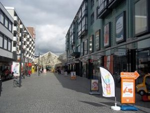 winkels in de fonteyne  in Vlissingen