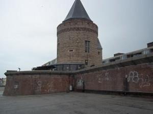 de gevangentoren in vlissingen