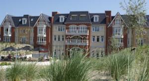grand hotel in Burgh Haamstede, Zeeland