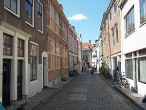Herenstraat in Middelburg