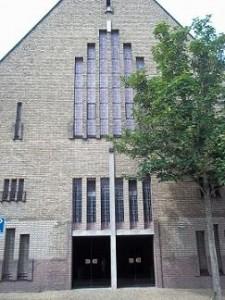 Hofpleinkerk in Middelburg