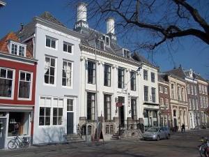 hotel aan de Dam in Middelburg