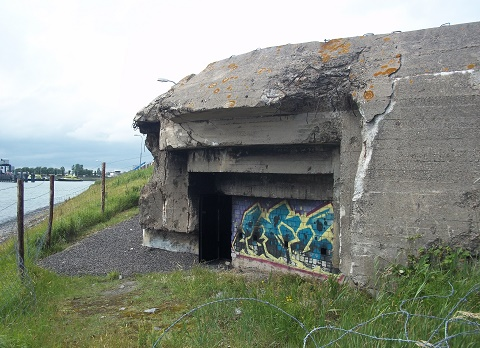 kernwerk vlissingen bunker atlantikwall