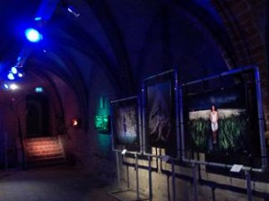 kloostergewelven abdij Middelburg
