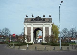 Koepoort Middelburg stadspoort