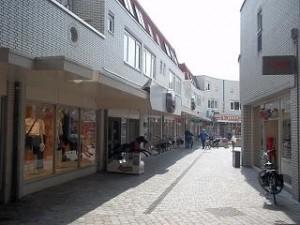 winkelcentrum Kolveniershof in Goes