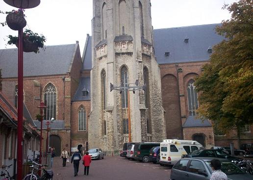 koorkerk lange jan en nieuwe kerk