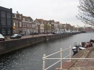Korendijk in Middelburg