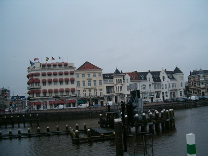 Loskade hotels Middelburg