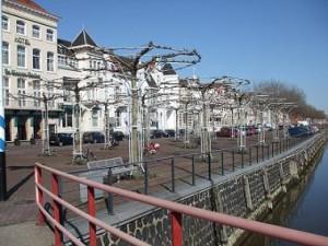 loskade in Middelburg