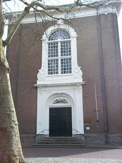 Lutherse Kerk in Middelburg