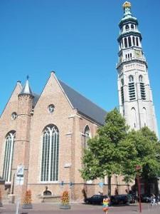 Nieuwe Kerk in Middelburg, Zeeland