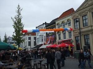 cafe en bars op de nieuwendijk in Vlissingen