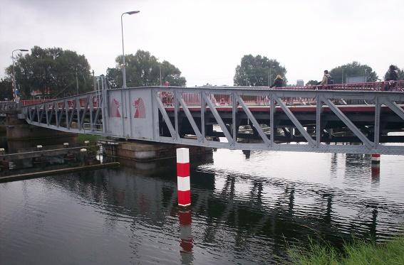 draaibrug Oost-Souburg