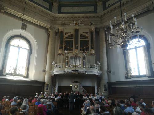 oostkerk middelburg optreden koor