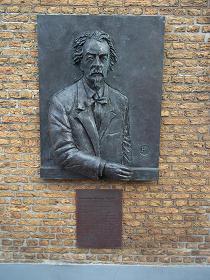 plaquette wibaut in Vlissingen aan het Vierwindenplein