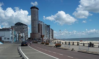 sardijntoren op boulevard evertsen