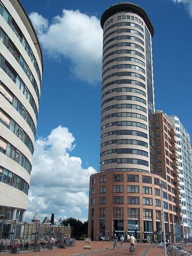 sardijntoren vlissingen op boulevard