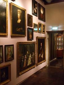 schilderijen van het Zeeuws Museum in Middelburg