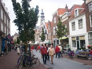 winkelstraat de Segeerstraat, Middelburg