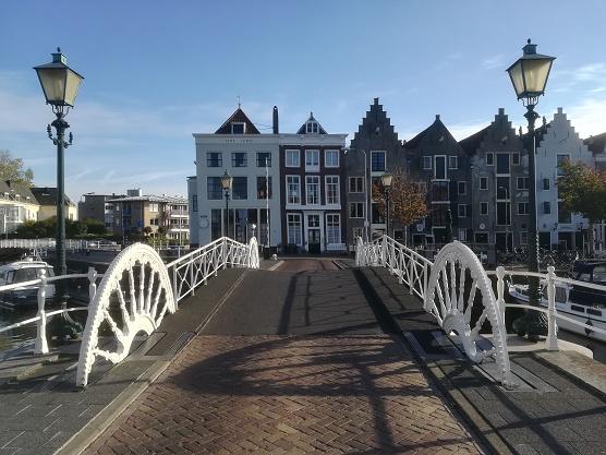 Spijkerbrug Middelburg Zeeland