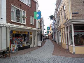 St. Jacobstraat in Vlissingen