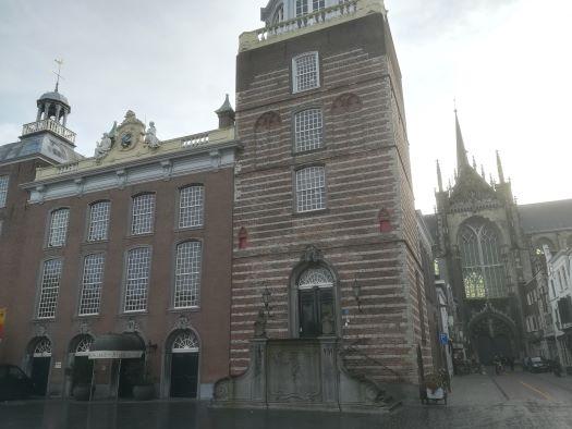 stadhuis Goes en Grote Kerk