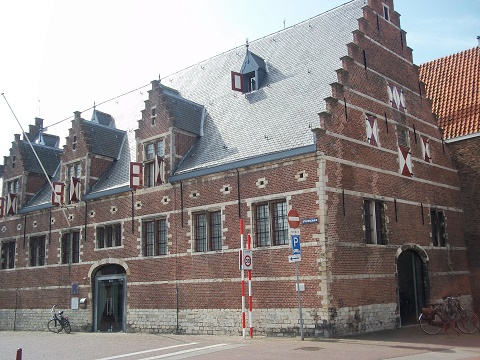 Stadsschuur Middelburg