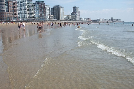 Stranden Nederland; de leukste en mooiste stranden met kinderen per provincie; Dishoek Vlissingen- Mamaliefde.nl