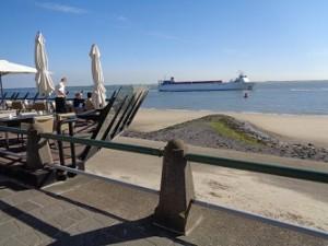 terras van Amadore Arion Hotel Vlissingen