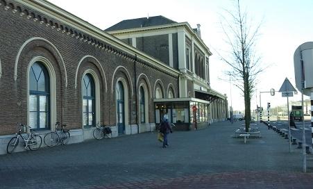 treinstation Middelburg
