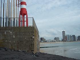 bunker 623 op nolledijk  met windorgel