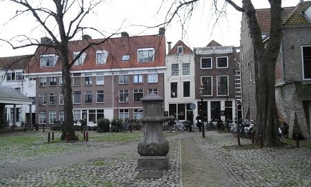 Vismarkt Middelburg