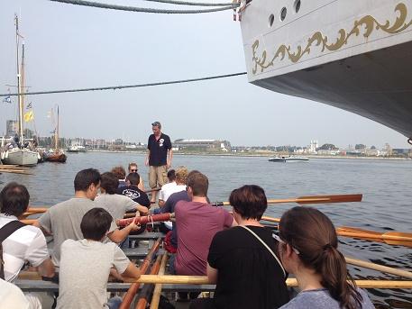 vlissingen maritiem 2015 roeien