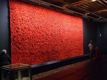 wandtapijt uit het Zeeuws Museum