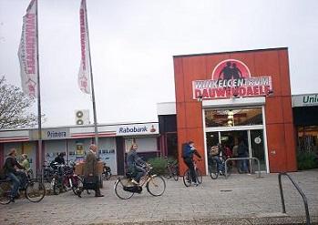 winkelcentrum Dauwendaele