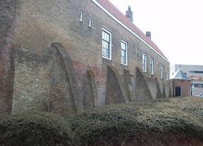 de zeemanserve is een hofje in Vlissingen
