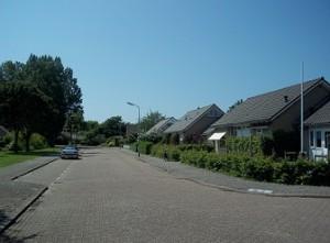 bungalow's en villa's in de wijk paauwenburg-vlissingen