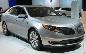 ford lincoln-mks