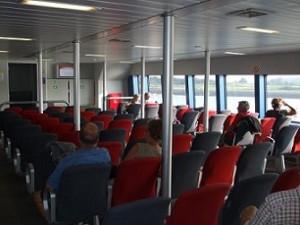 interieur veerboot