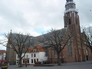st-jacobskerk en kerktoren
