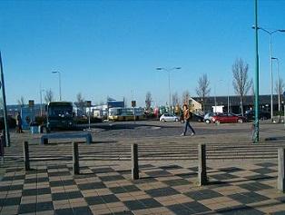 stationsplein vlissingen busstation