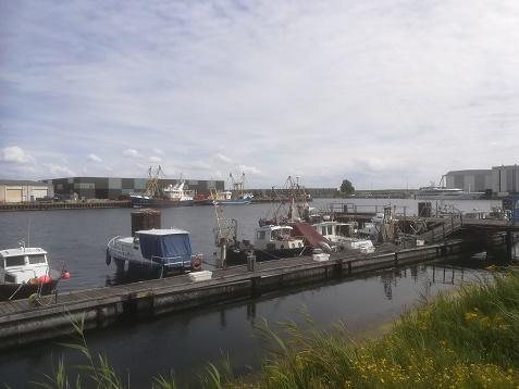 Tweede Binnenhaven Vlissingen