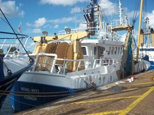 vli28 vissersboot vlissingen